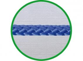 mtr. 3mm Multiprop-Seil, geflochten DIN 83307 blau mtr. 3mm Multiprop-Seil, geflochten DIN 83307 blau