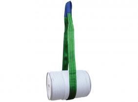 Polyester Hebeband EN 1492-1 2m Arbeitslänge Polyester Hebeband EN 1492-1 2m Arbeitslänge