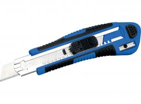 HEYTEC Cuttermesser 18mm mit 5 Klingen HEYTEC Cuttermesser 18mm mit 5 Klingen