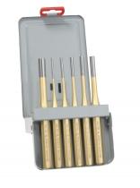 Rennsteig Splintentreibersatz 6-tlg. standard gold in Metallkassette Rennsteig Splintentreibersatz 6-tlg. standard gold in Metallkassette