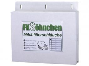250mm x 58mm Milchfilterschläuche Vliesstoff 250 St 250mm x 58mm Milchfilterschläuche Vliesstoff 250 St