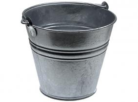 Wassereimer verzinkt 11 Liter Wassereimer verzinkt 11 Liter