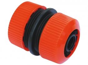 """Kunststoff-Schlauchverbinder (Klicksystem) 1/2"""" Kunststoff-Schlauchverbinder (Klicksystem) 1/2"""""""