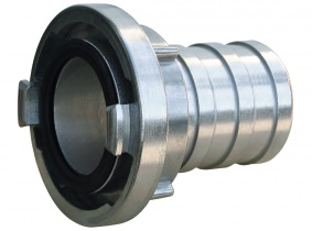 Storz-Festkupplung B aus Alumin. mit Schlauchkupplung 75mm Storz-Festkupplung B aus Alumin. mit Schlauchkupplung 75mm