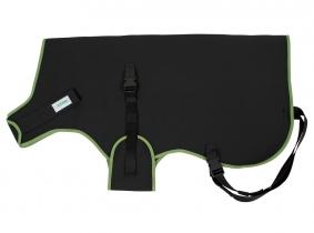 Kälberdecke Premium 70cm Rückenlänge, waschbar Kälberdecke Premium 70cm Rückenlänge, waschbar