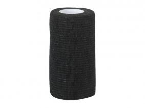 Klauenbandage VETlastic schwarz 450x10cm Klauenbandage VETlastic schwarz 450x10cm