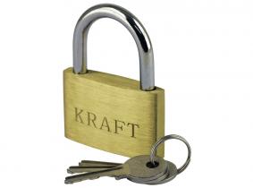 Vorhangschloss KRAFT 20mm, beschränkt verschiedenschließend Vorhangschloss KRAFT 20mm, beschränkt verschiedenschließend