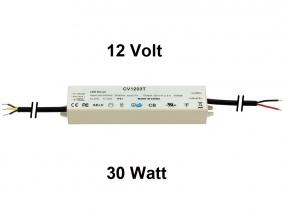 AdLuminis 30Watt/12V (CV1203T) Konstant-Spannungswandler für LED AdLuminis 30Watt/12V (CV1203T) Konstant-Spannungswandler für LED