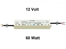 AdLuminis 60Watt/12V (CV1206T) Konstant-Spannungswandler für LED AdLuminis 60Watt/12V (CV1206T) Konstant-Spannungswandler für LED