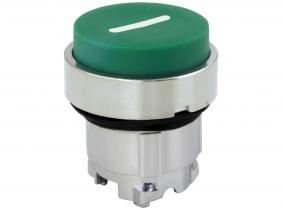 Drucktaster mit Markierung (I) Einsatz überstehend federrückstellend grün TB4 BL331 Drucktaster mit Markierung (I) Einsatz überstehend federrückstellend grün TB4 BL331