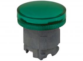 Melde Leuchten Einsatz (ohne Funktion) grün TB4 BV03 Melde Leuchten Einsatz (ohne Funktion) grün TB4 BV03