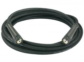 10m Waschgeräteschlauch 2SN-DN08 (M22 auf M22), schwarz 10m Waschgeräteschlauch 2SN-DN08 (M22 auf M22), schwarz
