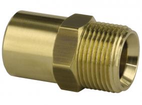 """Hochdruckreiniger Übergangsnippel M22x1,5 AG -1/4"""" IG Hochdruckreiniger Übergangsnippel M22x1,5 AG -1/4"""" IG"""