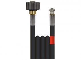 10m Polya-Rohrreinigungsleitung mit Düse M22-IG-HV 10m Polya-Rohrreinigungsleitung mit Düse M22-IG-HV