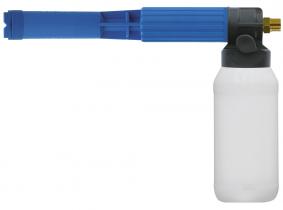 Schauminjektorlanzen mit Dosierung 200bar / 25l/min /65°C 1l-Flasche Schauminjektorlanzen mit Dosierung 200bar / 25l/min /65°C 1l-Flasche