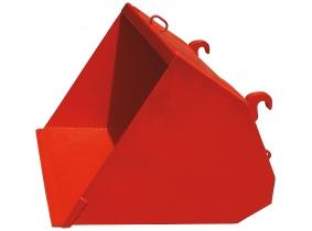 Industriefrontladerschaufel (1250mm breit) Industriefrontladerschaufel (1250mm breit)