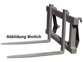 Palettengabel 2300Kg mit 1100mm Zinken (I-Front-Aufnahme) Palettengabel 2300Kg mit 1100mm Zinken (I-Front-Aufnahme)