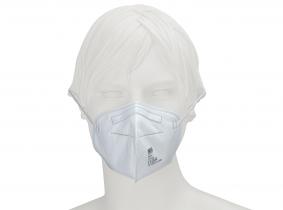 Atemschutzmaske FFP2 KN 901 weiß 20 Stück in Folie+Karton Atemschutzmaske FFP2-KN-901 weiß 20 Stück