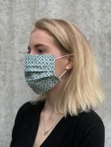 Atemschutzmaske Textil Packung mit 5 Stück Atemschutzmaske  Textil 5 Stück