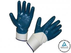 Nitril-Handschuh BluNit Gr. 10 (XL) Nitril-Handschuh BluNit Gr. 10 (XL)