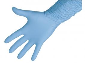 Nitrile-Handschuhe Milkmaster (50 Stück im Spenderkarton) Gr. 8 (M) Nitrile-Handschuhe Milkmaster (50 Stück im Spenderkarton) Gr. 8 (M)
