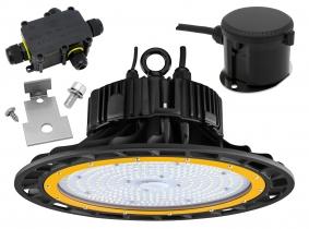 AdLuminis LED UFO dimmbar 150W mit Bewegungsmelder AdLuminis LED UFO dimmbar 150W mit Bewegungsmelder