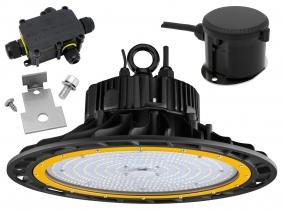 AdLuminis LED UFO dimmbar 200W mit Bewegungsmelder AdLuminis LED UFO dimmbar 200W mit Bewegungsmelder