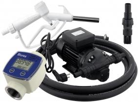 Blurea Pumpenset für Adblue® mit Zapfpistole & Durchflussmesser Blurea Pumpenset für Adblue® mit Zapfpistole & Durchflussmesser