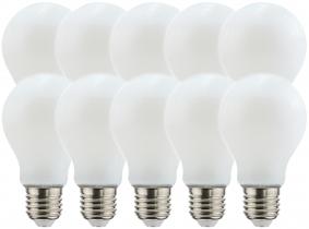 10x AdLuminis LED Bulb matt E27 2,5W 250 Lumen 2.700K 10x AdLuminis LED Bulb matt E27 2,5W 250 Lumen 2.700K