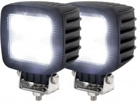 2x AdLuminis LED Arbeitsscheinwerfer T1130 30W 2.700 Lumen 2x AdLuminis LED Arbeitsscheinwerfer T1130 30W 2.700 Lumen