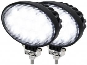 2x Adluminis LED Arbeitsscheinwerfer T3039 39W 60° 3.120 Lumen 2x Adluminis LED Arbeitsscheinwerfer T3039 39W 60° 3.120 Lumen