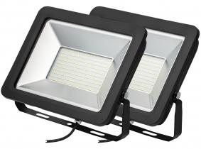 2x Projecteur LED plat 150 Watts 12.750 Lumens AdLuminis 2x Projecteur LED plat 150 Watts 12.750 Lumens AdLuminis