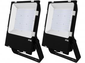 2x Projecteur LED Philips plat 150W 19.500lm PCCooler AdLuminis 2x Projecteur LED Philips plat 150W 19.500lm PCCooler AdLuminis