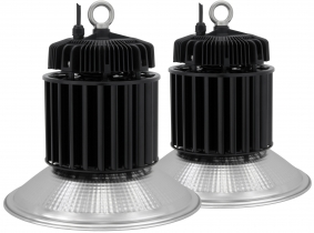 2x Cloche LED high bay 200W 26.000lm LED Philips suspension industrielle AdLuminis 2x Cloche LED high bay 200W 26.000lm LED Philips suspension industrielle AdLuminis