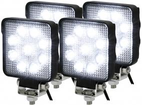 4x Feu de recul LED OSRAM 1.500lm ECE R23 homologué 15W IP69K 60° AdLuminis 4x Feu de recul LED OSRAM 1.500lm ECE R23 homologué 15W IP69K 60° AdLuminis