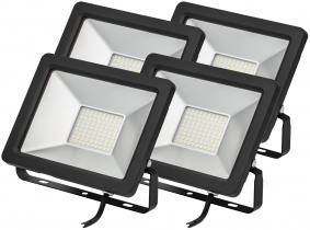 4x Projecteur LED plat 30 Watts 2.450 Lumens AdLuminis 4x Projecteur LED plat 30 Watts 2.450 Lumens AdLuminis