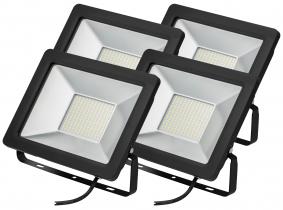4x Projecteur LED plat 50 Watts 3.900 Lumens AdLuminis 4x Projecteur LED plat 50 Watts 3.900 Lumens AdLuminis