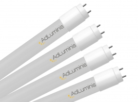 4x AdLuminis LED T8 Röhre 120cm tagweiß 18W 1.800 Lumen 4x AdLuminis LED T8 Röhre 120cm tagweiß 18W 1.800 Lumen