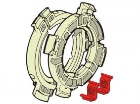 AW10-Gleitringsatz kompl. passend zu Schutzgr. 1 AW10-Gleitringsatz kompl. passend zu Schutzgr. 1