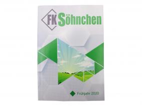 FK Söhnchen Katalog - Frühjahr 2020 FK Söhnchen Katalog Frühjahr 2020