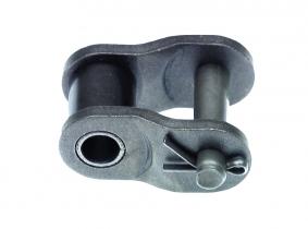 ANSI 60H (3/4x1/2') 19,05x12,57mm 1-fach-Kröpfglied ANSI 60H (3/4x1/2') 19,05x12,57mm 1-fach-Kröpfglied