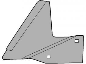 L-AS 2 R (349 2890) rechts Anlagesech Lemken L-AS 2 R (349 2890) rechts Anlagesech Lemken