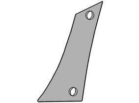 BU 2 K (345 0524) rechts Streichblech Vorderteil Lemken BU 2 K (345 0524) rechts Streichblech Vorderteil Lemken