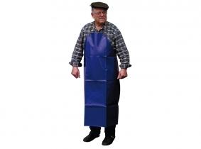 Melkschürze blau 90x125cm Melkschürze blau 90x125cm
