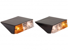 OLDTIMER Blink-Positionsleuchte für Schräganbau vorne rechts und links im Satz OLDTIMER Blink-Positionsleuchte für Schräganbau vorne rechts und links im Satz