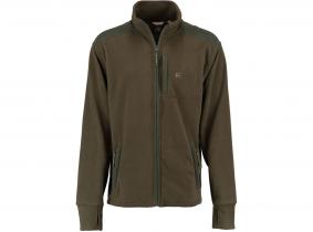 OS Trachten Fleece Jacke Jagd grün Größe XS OS Trachten Fleece Jacke Jagd grün Größe XS