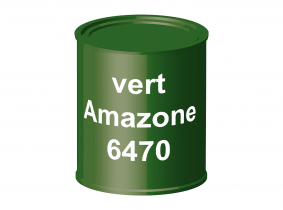 Peinture laque pour tracteur Amazone vert 6470 ERBEDOL, pot de 750 ml Peinture laque pour tracteur Amazone vert 6470 ERBEDOL, pot de 750 ml