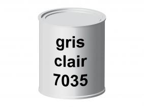 Peinture laque pour tracteur gris clair 7035 ERBEDOL, pot de 750 ml Peinture laque pour tracteur gris clair 7035 ERBEDOL, pot de 750 ml