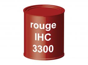 Peinture laque pour tracteur IHC rouge 3300 ERBEDOL, pot de 750 ml Peinture laque pour tracteur IHC rouge 3300 ERBEDOL, pot de 750 ml