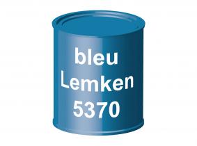Peinture laque pour tracteur Lemken bleu 5370 ERBEDOL, pot de 750 ml Peinture laque pour tracteur Lemken bleu 5370 ERBEDOL, pot de 750 ml